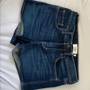 Brand new Abercrombie and Fitch Jean shorts